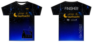 Funktionsshirt  Finisher Modell Nr. 2